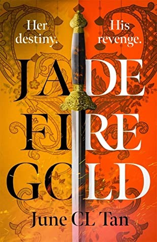 When Does Jade Fire Gold By June C.L. Tan Come Out? 2021 Debut Releases