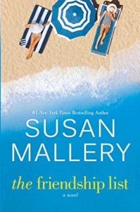 The Friendship List By Susan Mallery Release Date? 2020 Romance & Woman's Fiction Releases