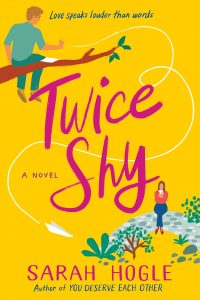Twice Shy By Sarah Hogle Release Date? 2021 Contemporary Romance Releases