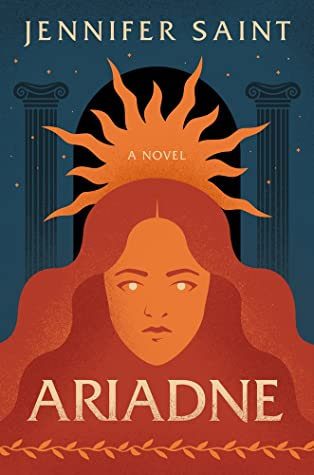 Ariadne By Jennifer Saint Release Date? 2021 Debut Releases