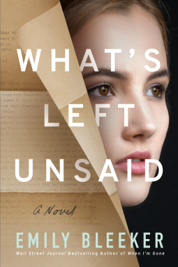 When Does What's Left Unsaid Release? Emily Bleeker 2021 New Releases