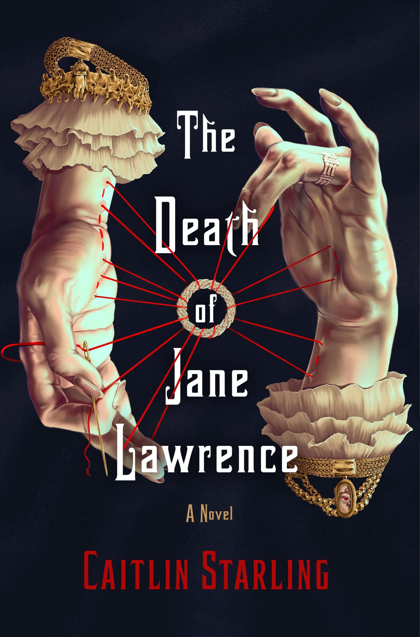When Will The Death Of Jane Lawrence Release? Caitlin Starling 2021 New Releases