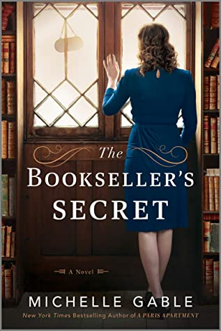 The Bookseller's Secret By Michelle Gable Release Date? 2021 Historical Fiction Releases