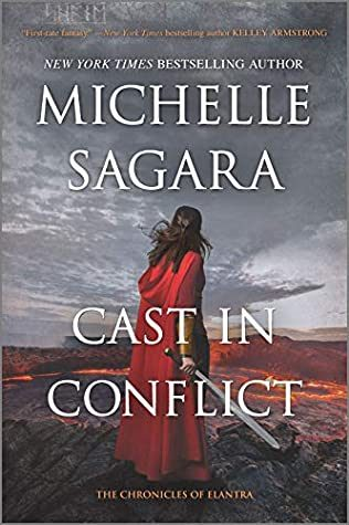 When Will Cast In Conflict (Chronicles Of Elantra 16) Release? Michelle Sagara 2021 New Releases