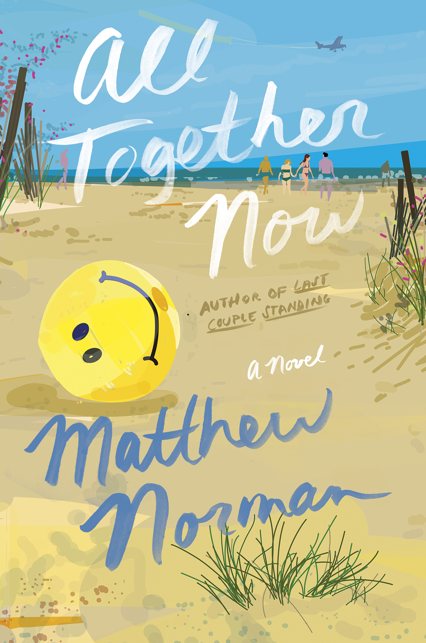 All Together Now Release Date? Matthew Norman 2021 New Releases