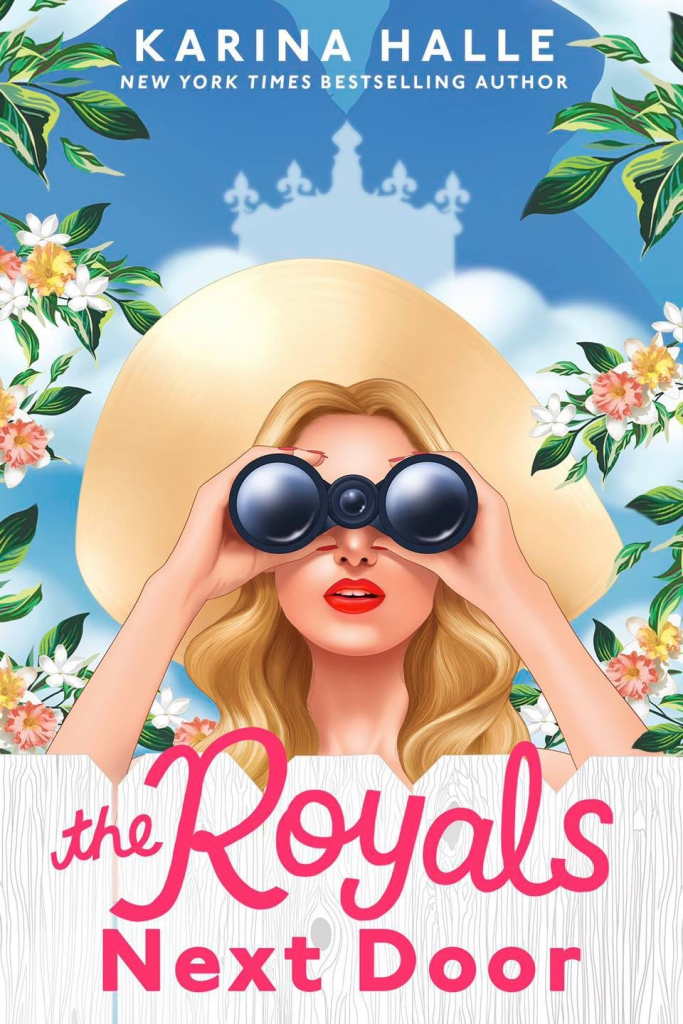 When Does The Royals Next Door Release? Karina Halle 2021 New Releases