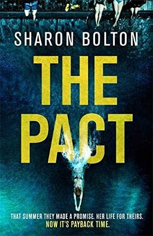 When Will The Pact Release? Sharon J. Bolton 2021 New Releases