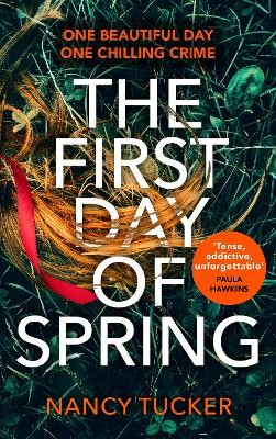 When Will The First Day Of Spring By Nancy Tucker Come Out? 2021 Debut Releases