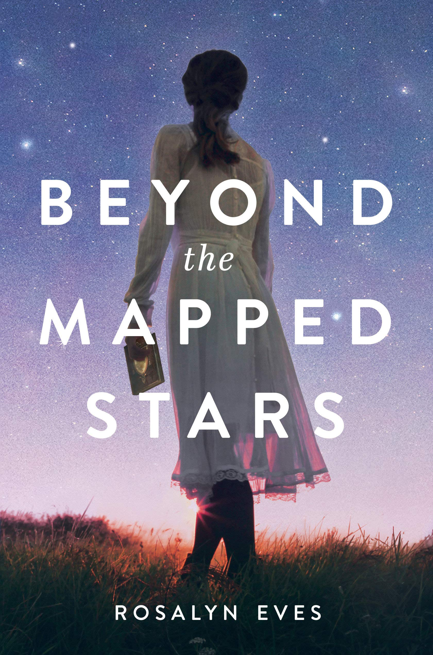 When Will Beyond The Mapped Stars Come Out? Rosalyn Eves 2021 New Releases