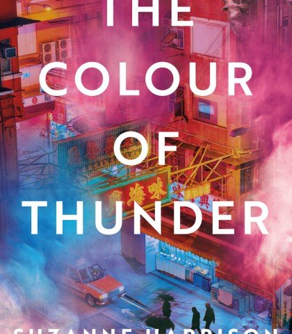 The Colour Of Thunder By Suzanne Harrison Release Date? 2021 Debut Releases