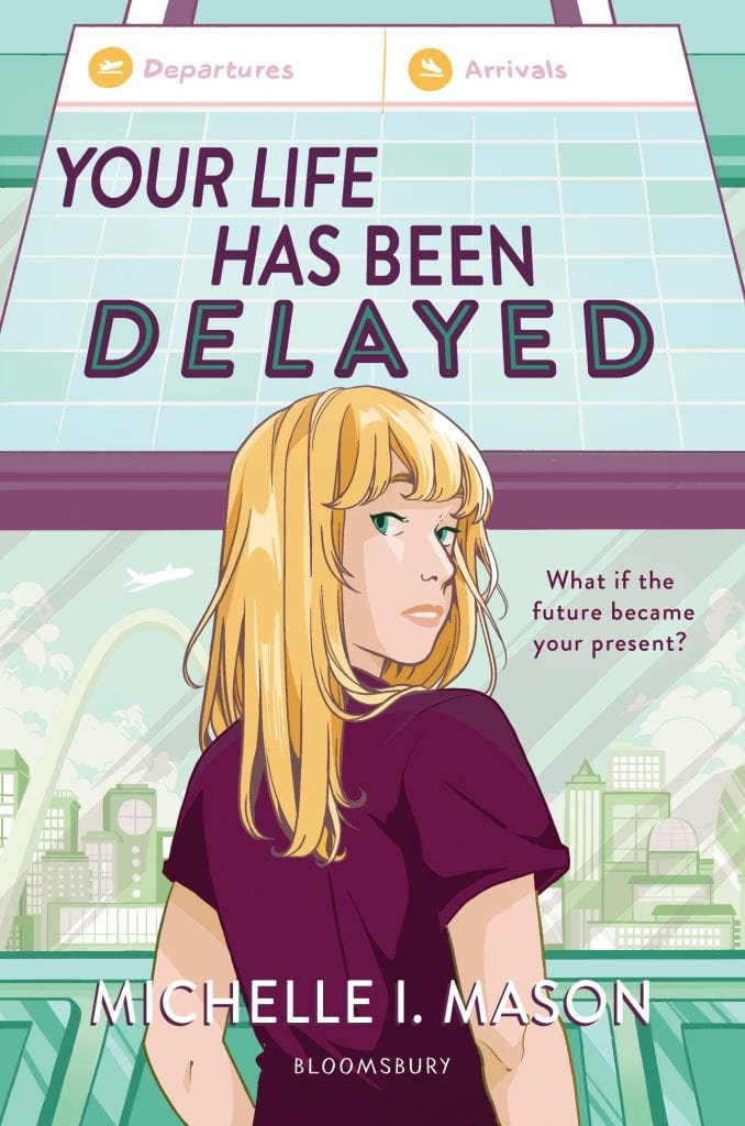 Your Life Has Been Delayed By Michelle I. Mason Release Date? 2021 YA Debut Releases