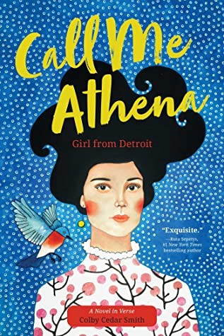 When Does Call Me Athena: Girl From Detroit By Colby Cedar Smith Release? 2021 YA Debut Releases