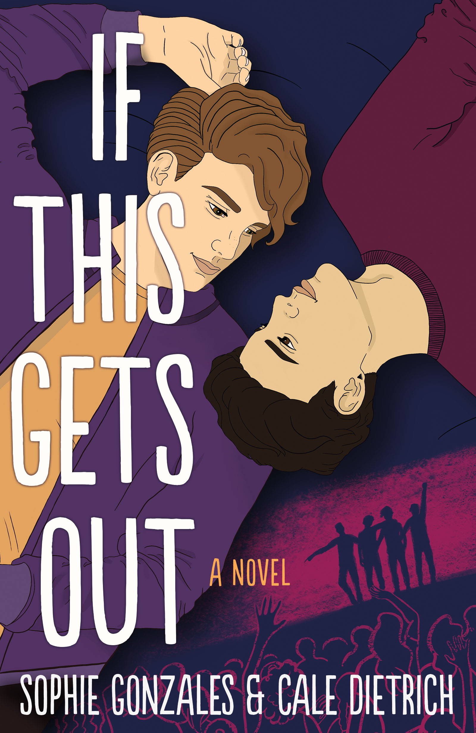 When Will If This Gets Out Release? Sophie Gonzales & Cale Dietrich 2021 New Releases