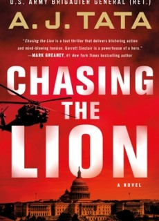 Chasing The Lion Release Date? Anthony J. Tata 2021 New Releases