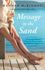 Message In The Sand Release Date? Hannah McKinnon 2021 New Releases