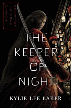 When Does The Keeper Of Night By Kylie Lee Baker Come Out? 2021 YA Debut Releases