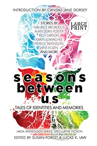 Seasons Between Us Release Date? Susan Forest (Editor) 2021 New Releases