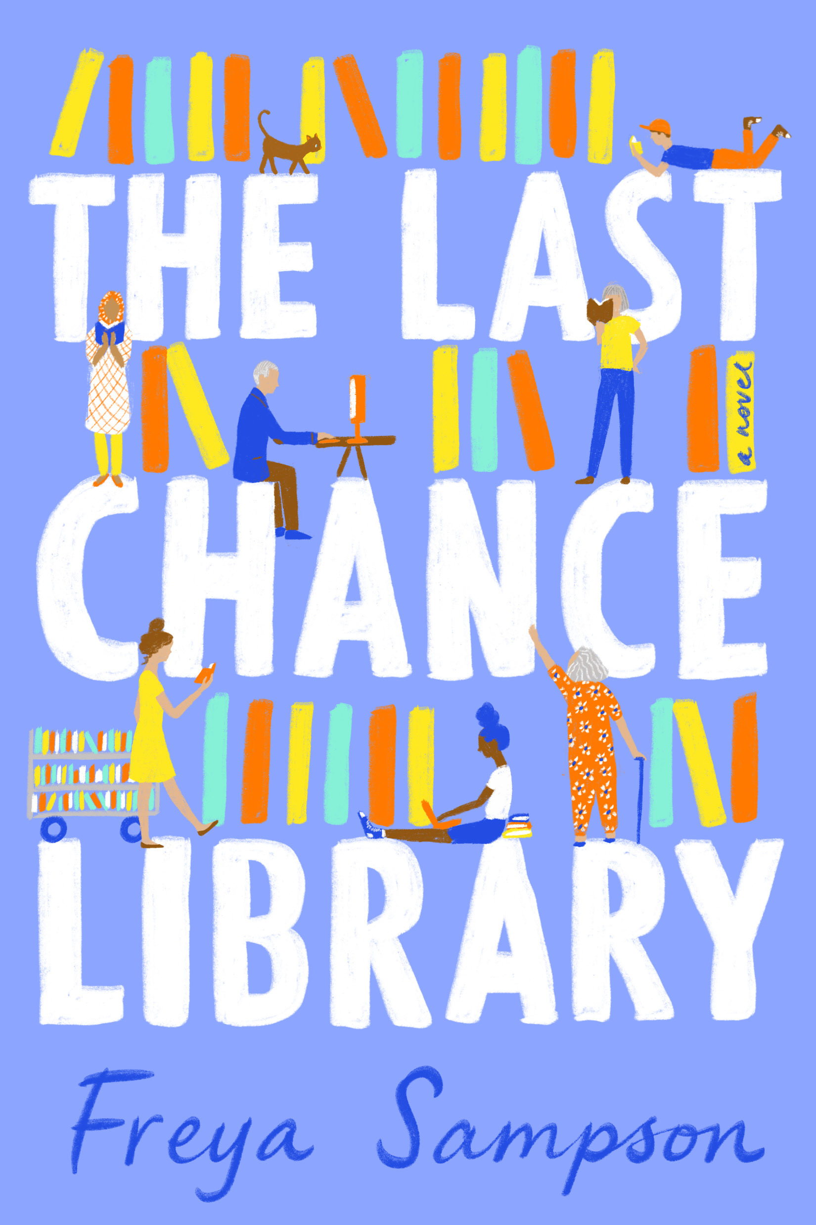 The Last Chance Library By Freya Sampson Release Date? 2021 Debut Releases