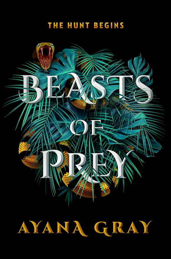 Beasts Of Prey By Ayana Gray Release Date? 2021 YA Debut Releases