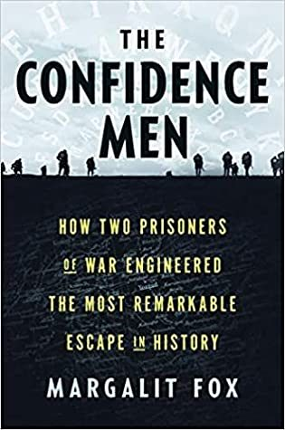 The Confidence Men By Margalit Fox Release Date? 2021 History & Nonfiction Releases