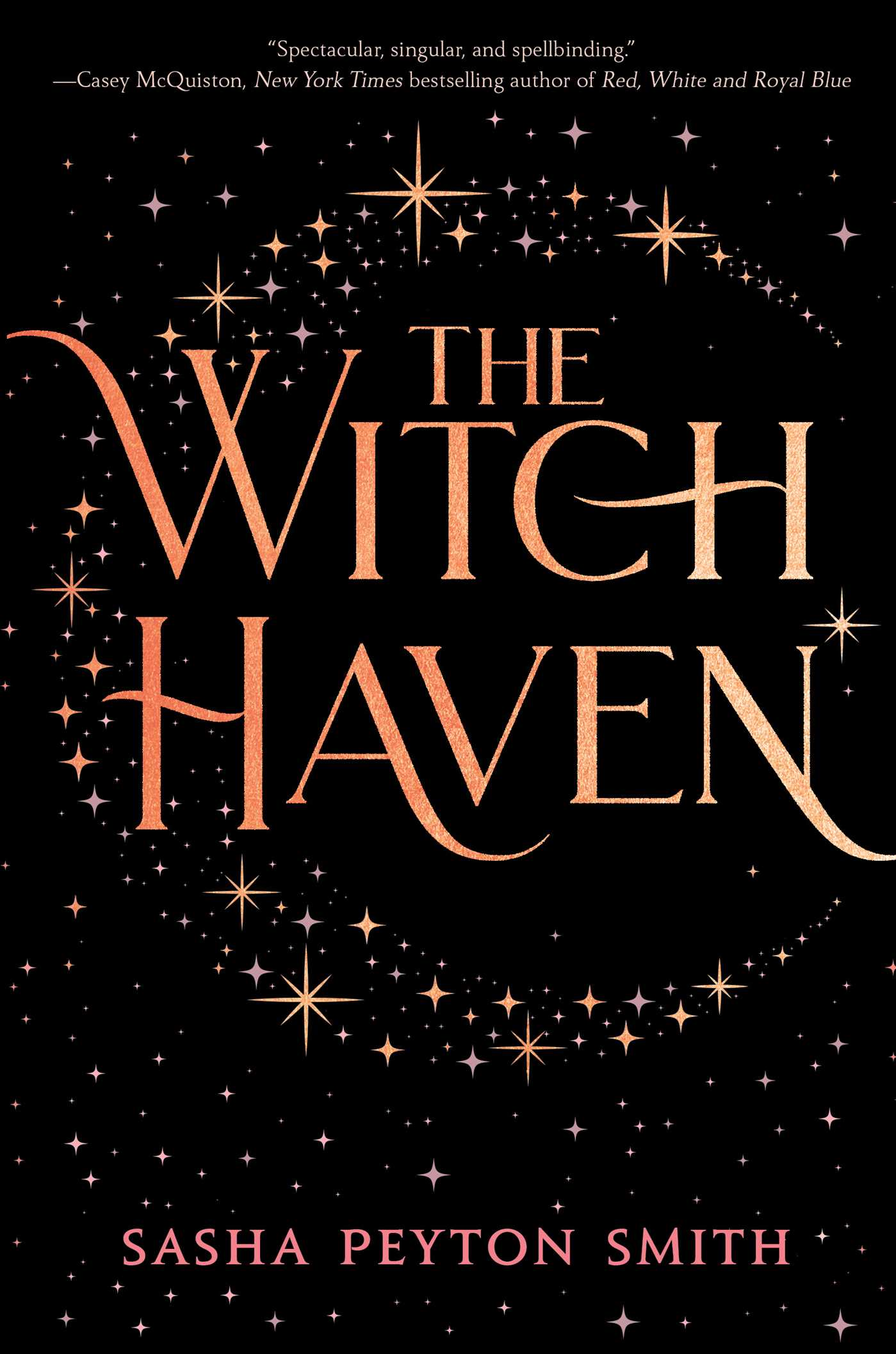 The Witch Haven By Sasha Peyton Smith Release Date? 2021 Debut Releases