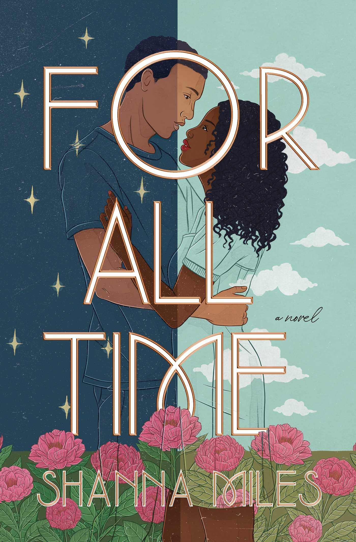 When Will For All Time By Shanna Miles Release? 2021 Debut Releases