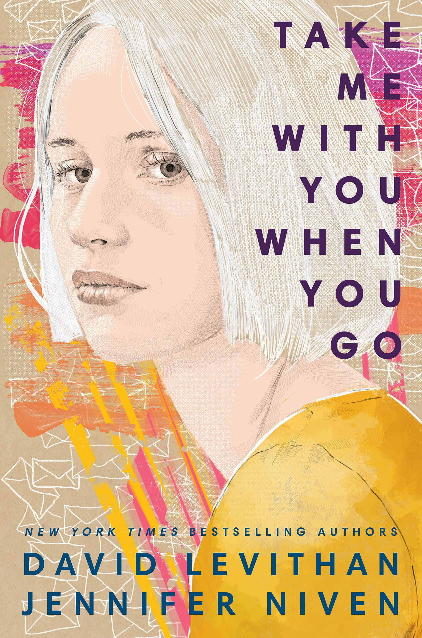 Take Me With You When You Go Release Date? David Levithan & Jennifer Niven 2021 New Releases