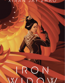 When Will Iron Widow By Xiran Jay Zhao Come Out? 2021 YA Fantasy Debut Releases