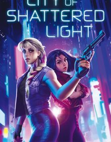 City Of Shattered Light By Claire Winn Release Date? 2021 YA Debut Releases