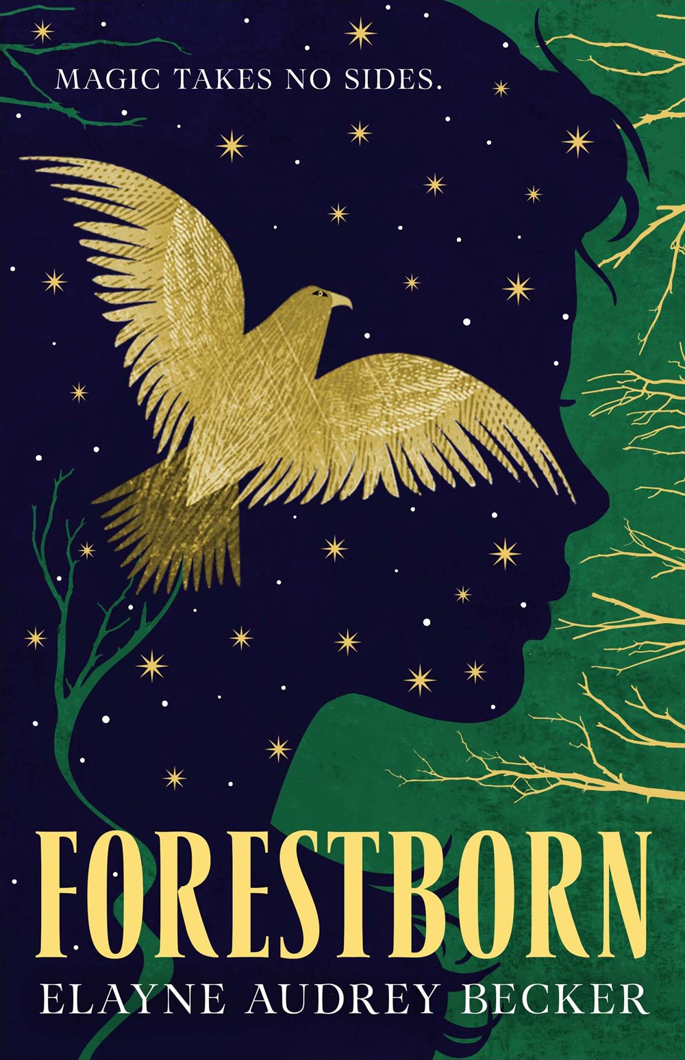 When Does Forestborn By Elayne Audrey Becker Release? 2021 YA Fantasy Releases