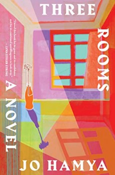 When Will Three Rooms By Jo Hamya Come Out? 2021 Debut Releases