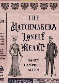 When Does The Matchmaker's Lonely Heart Come Out? Nancy Campbell Allen 2021 New Book