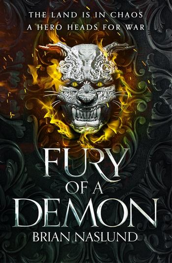 When Will Fury Of A Demon (Dragons Of Terra 3) Come Out? Brian Naslund 2021 New Book
