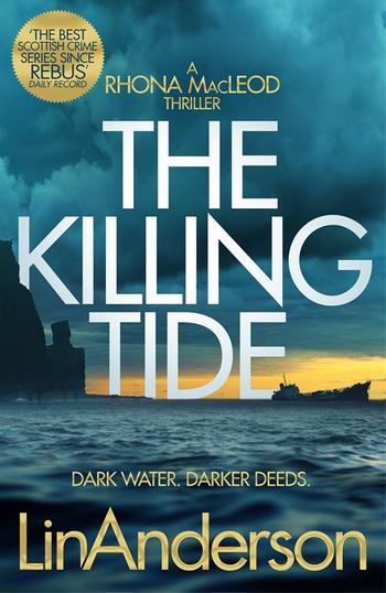 When Does The Killing Tide Release? Lin Anderson 2021 New Book