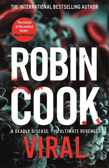 Viral - Release Date? Robin Cook 2021 New Releases