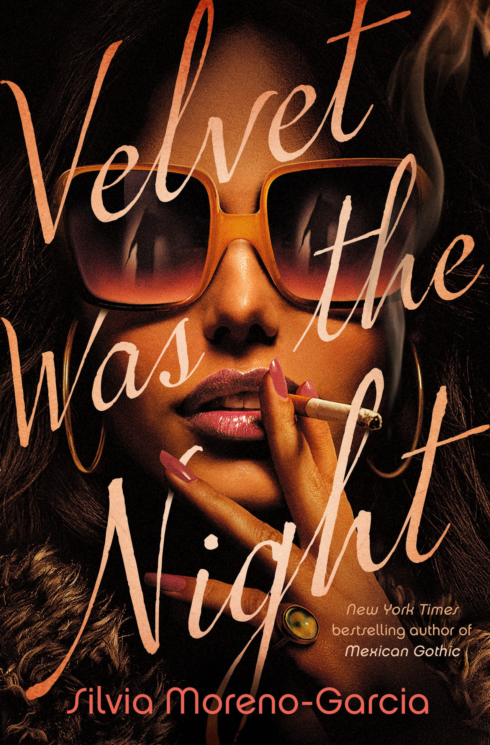 When Does Velvet Was The Night Release? Silvia Moreno-Garcia 2021 New Book
