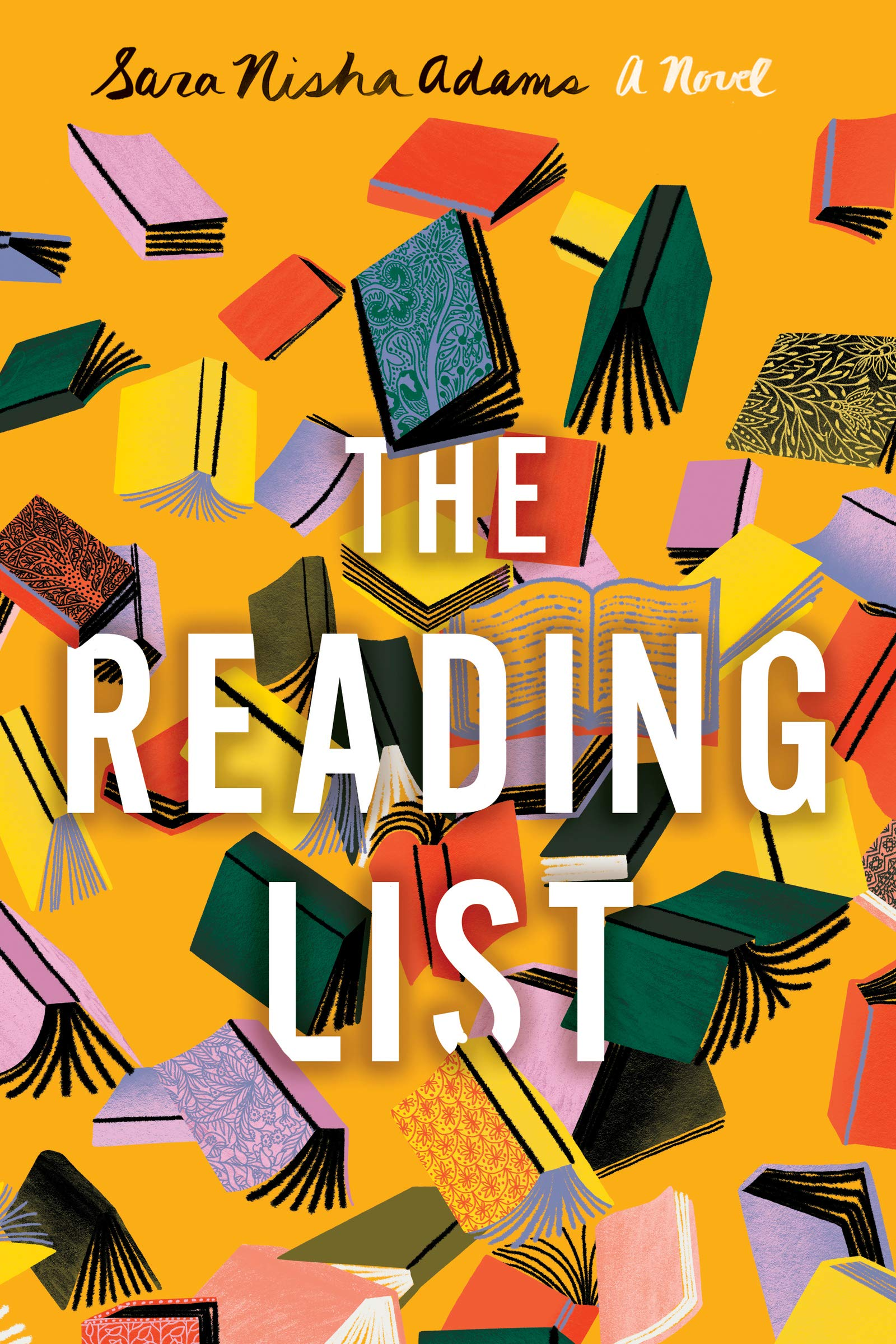 The Reading List By Sara Nisha Adams Release Date? 2021 Debut Releases