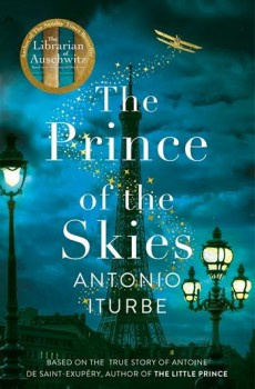 When Will The Prince Of The Skies Come Out? Antonio Iturbe 2021 New Releases