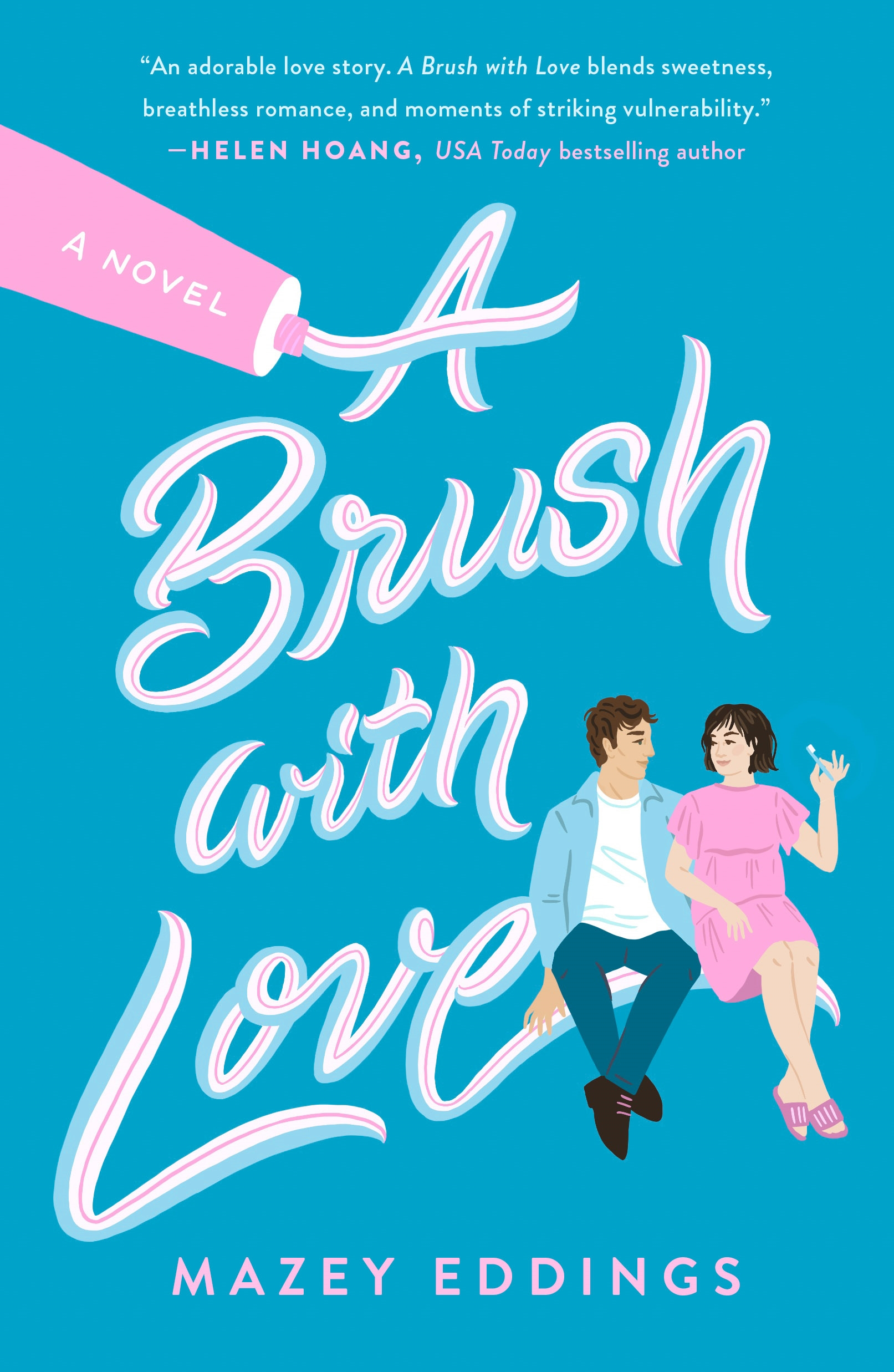A Brush With Love By Mazey Eddings Release Date? 2022 Debut Releases