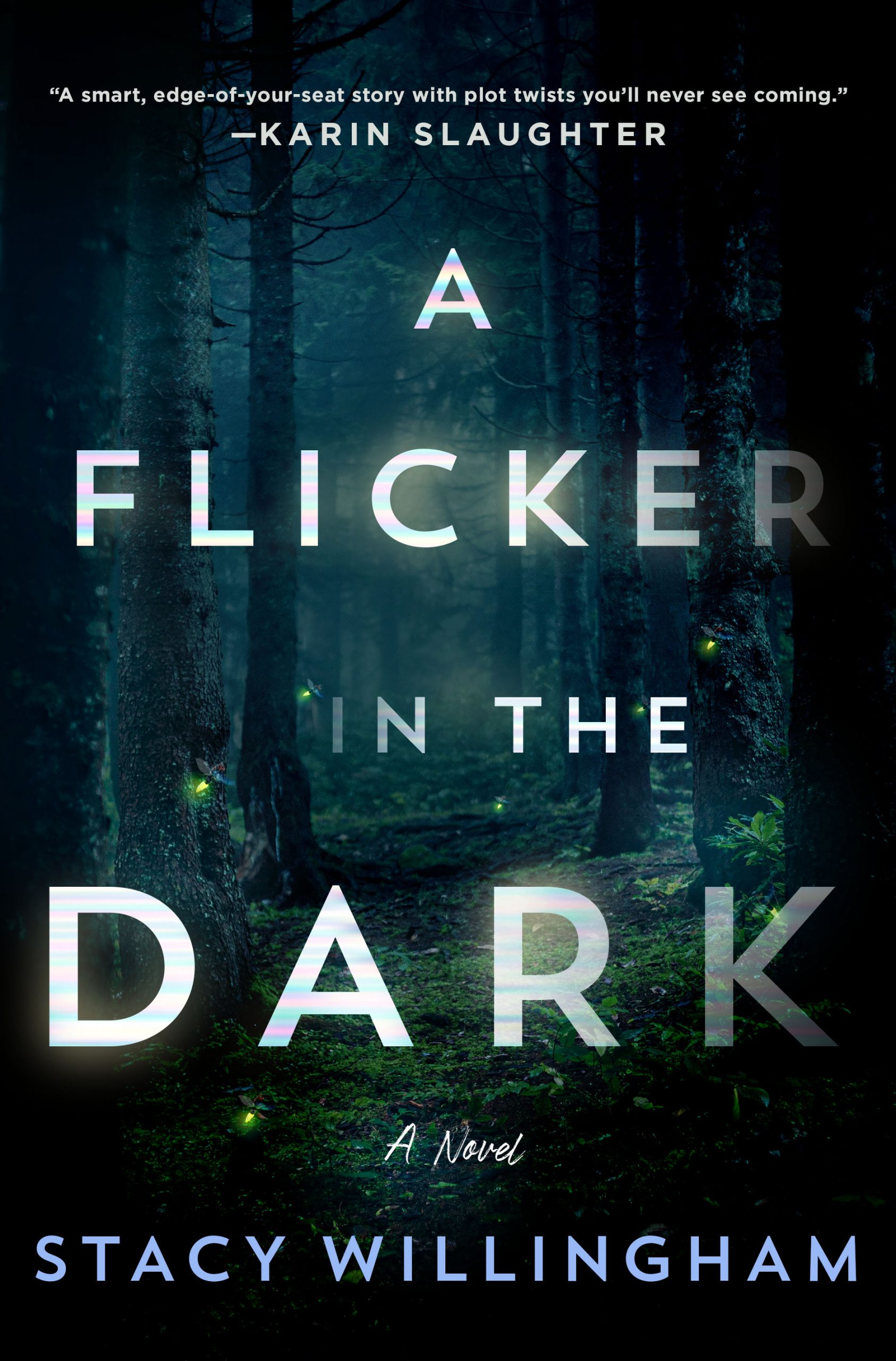 A Flicker In The Dark By Stacy Willingham Release Date? 2022 Debut Releases