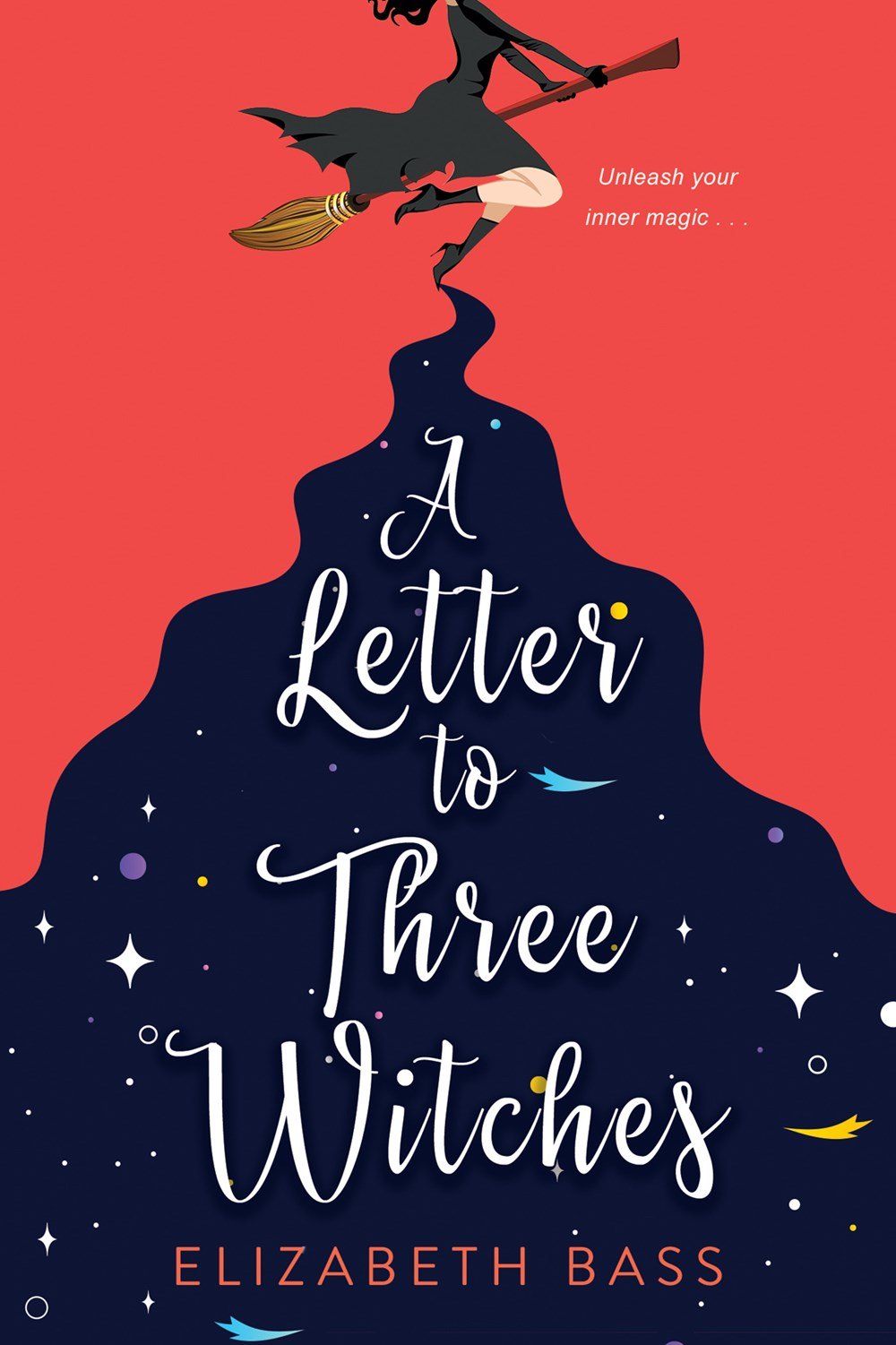 When Does A Letter To Three Witches Release? Elizabeth Bass 2022 New Book