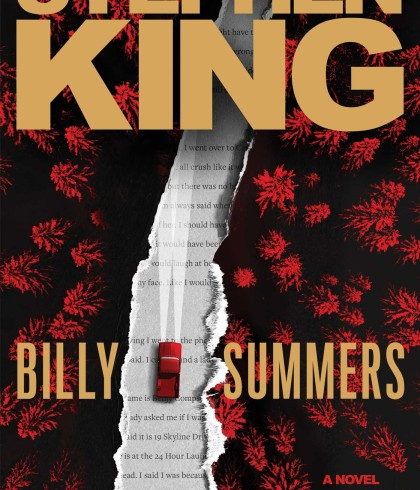 Billy Summers Release Date? Stephen King 2021 New Releases