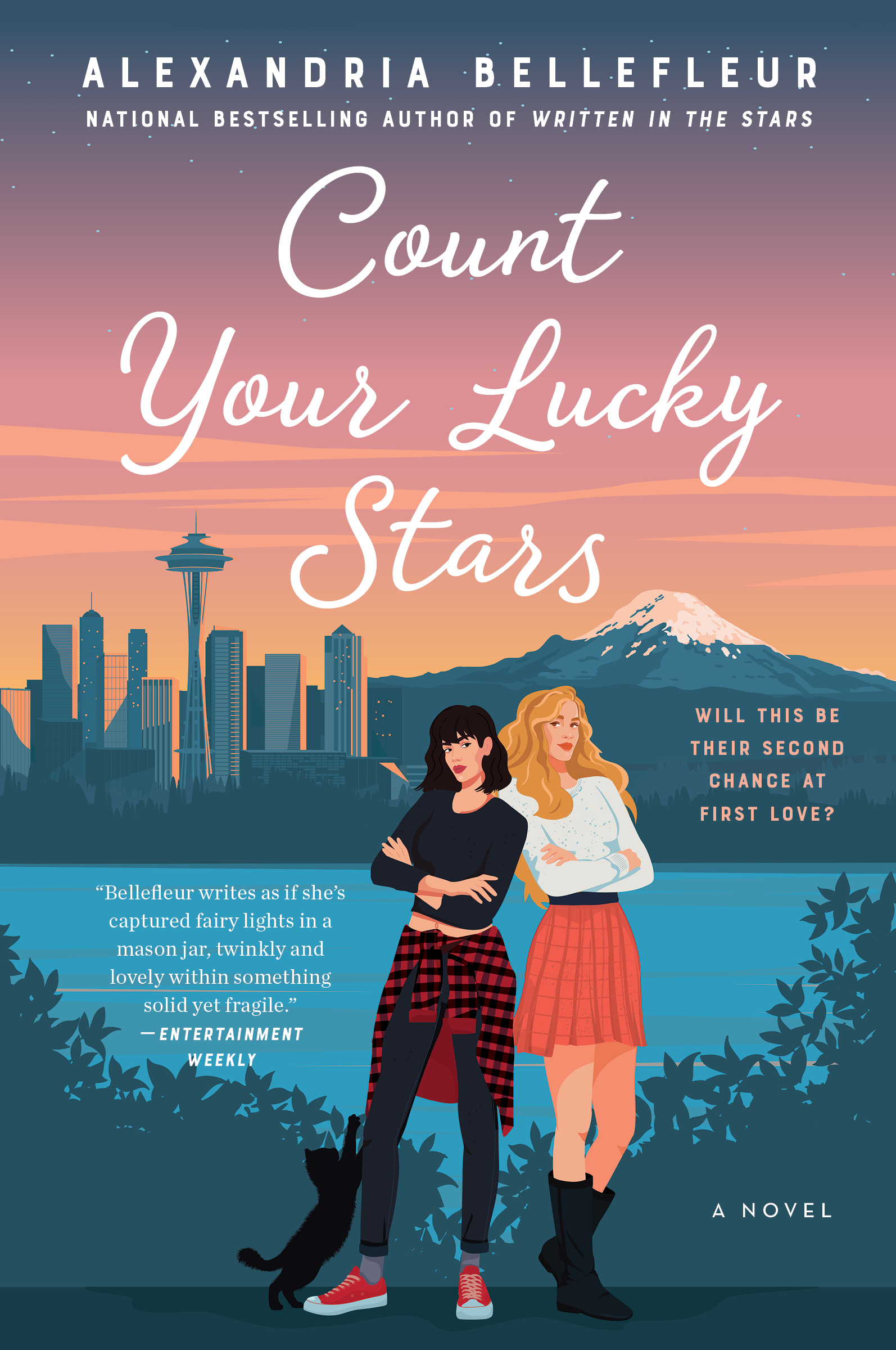 Count Your Lucky Stars (Written In The Stars 3) Release Date? Alexandria Bellefleur 2022 New Book