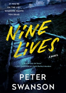 Nine Lives Release Date? Peter Swanson 2022 New Book