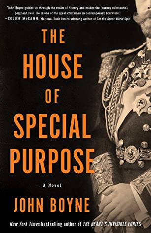 The House Of Special Purpose Release Date? John Boyne 2021 New Releases
