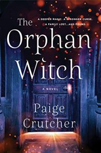 The Orphan Witch Release Date? Paige Crutcher 2021 New Book