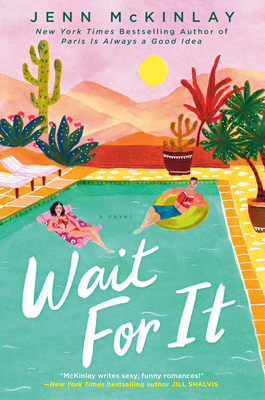 When Does Wait For It Release? Jenn McKinlay 2021 New Book