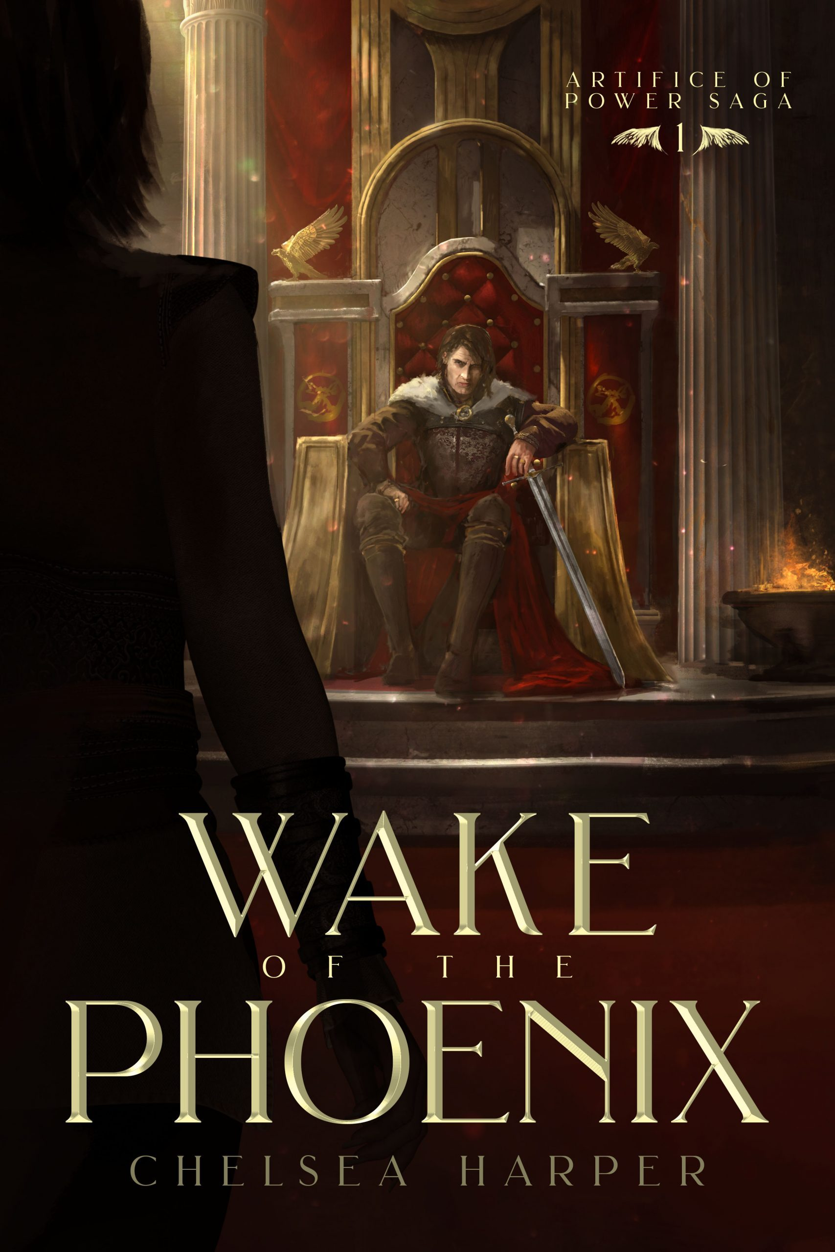Wake Of The Phoenix By Chelsea Harper Release Date? 2021 Debut Releases