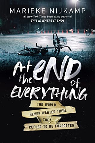 At The End Of Everything Release Date? Marieke Nijkamp 2022 New Book