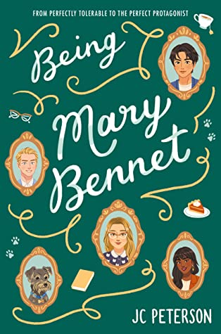 When Will Being Mary Bennet By J.C. Peterson Come Out? 2022 Debut Releases
